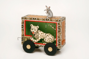Circus Train, Car 6. Leopard and Rat